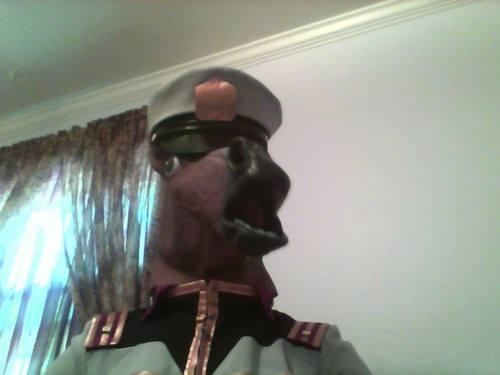 Typical Feddie officer
