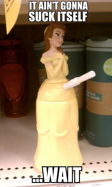 Belle wat r u doin!?