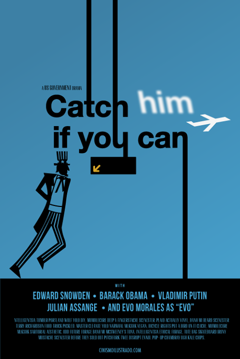 Catch him if you can