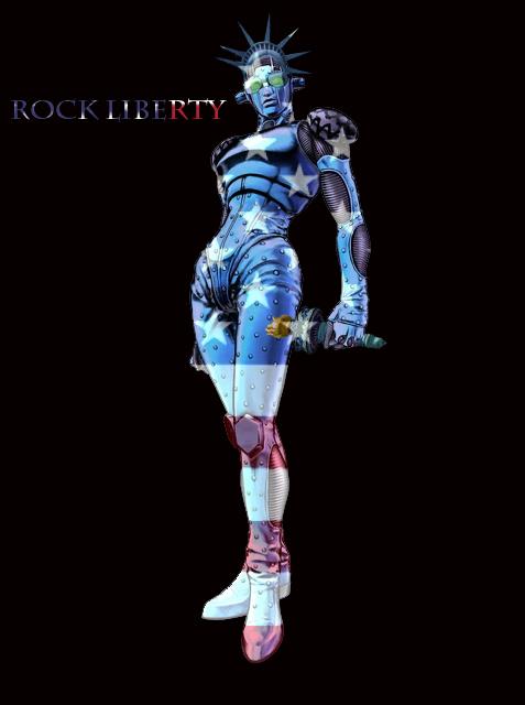 Rock Liberty
