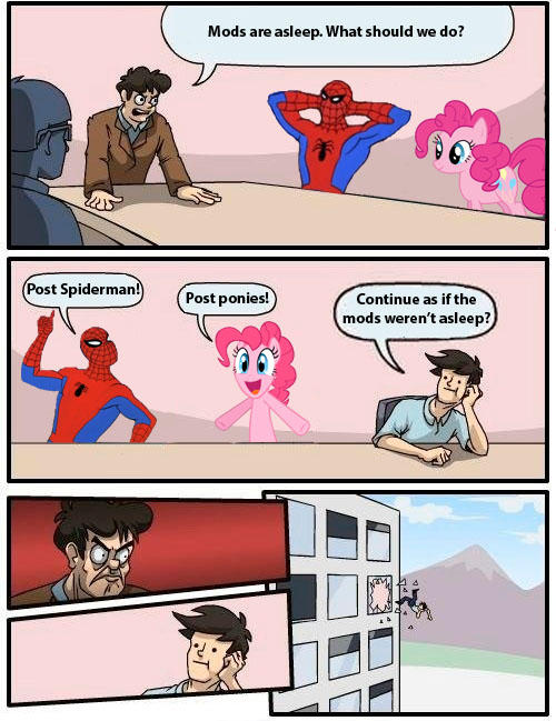 Boardroom Suggestion - Mods are asleep