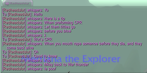 Meanwhile in WoW...