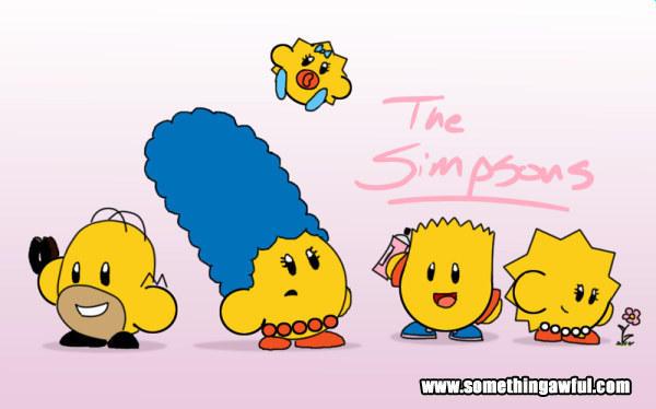 Kirby Simpsons