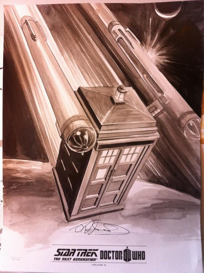 U.S.S TARDIS