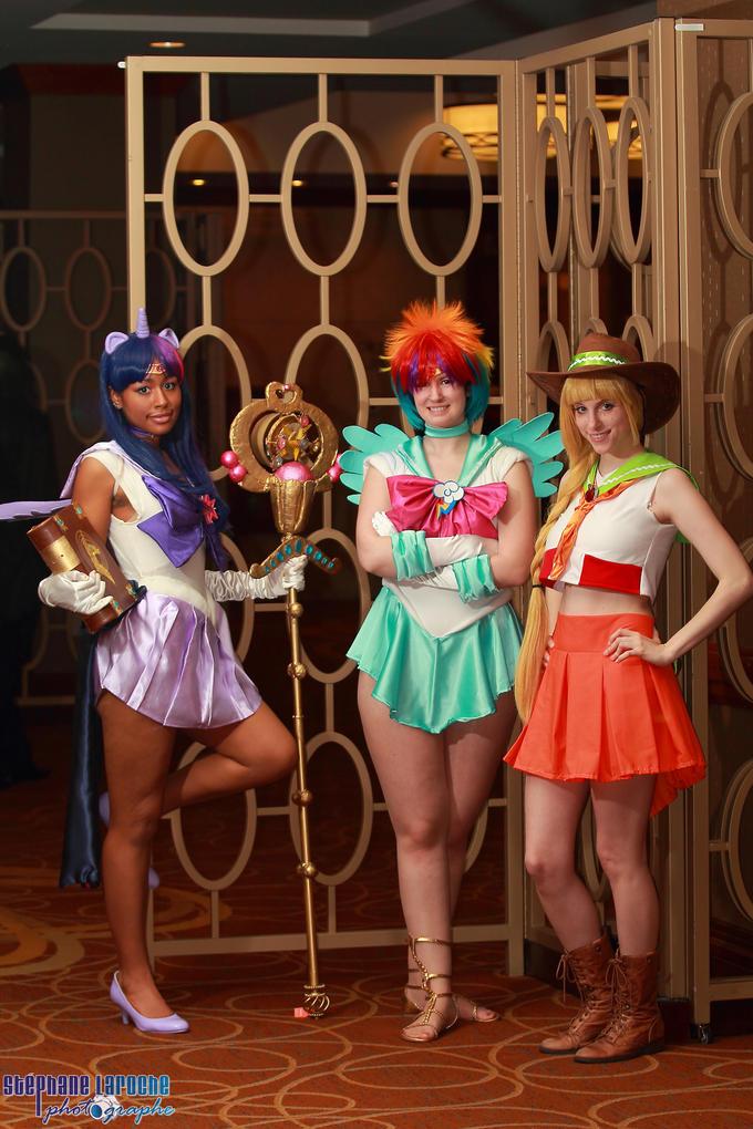 Sailor Ponies!