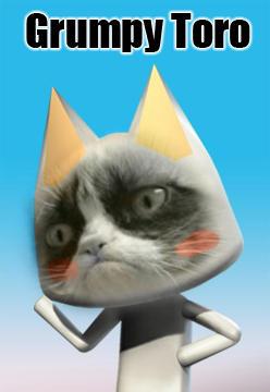 Grumpy Toro