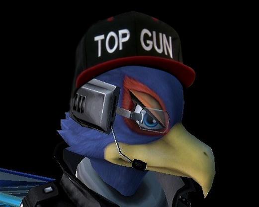 """Falco """"Top Gun"""""""