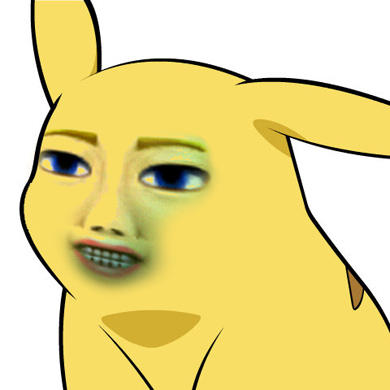 Pikachu-Drowned