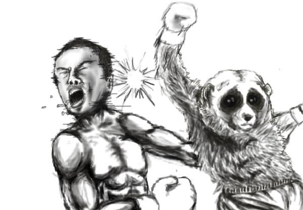 野獣vs聖獣