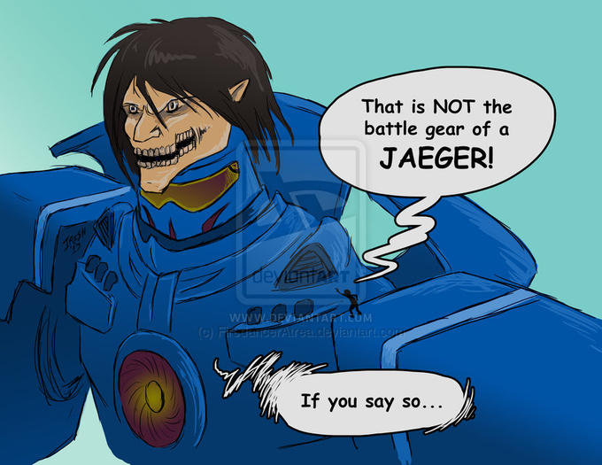 Jaeger Doodle