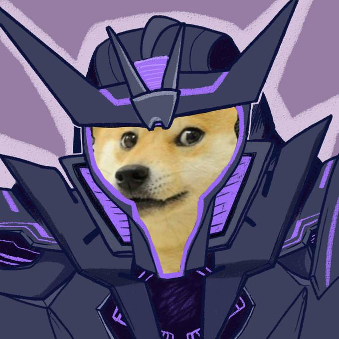 Mecha Doge