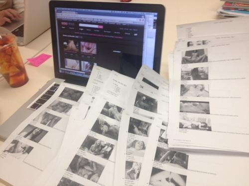 Printing out YouPorn - ALL of YouPorn