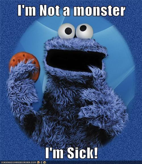 Im not a monster