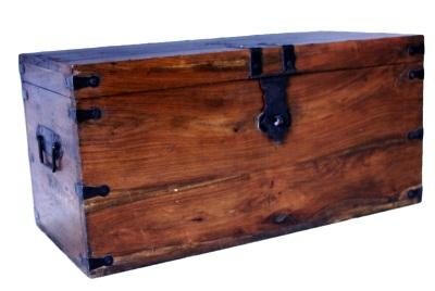 """SCP-988 """"Unopenable Chest"""""""