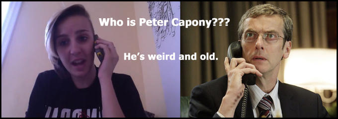 Who is Peter Capony???
