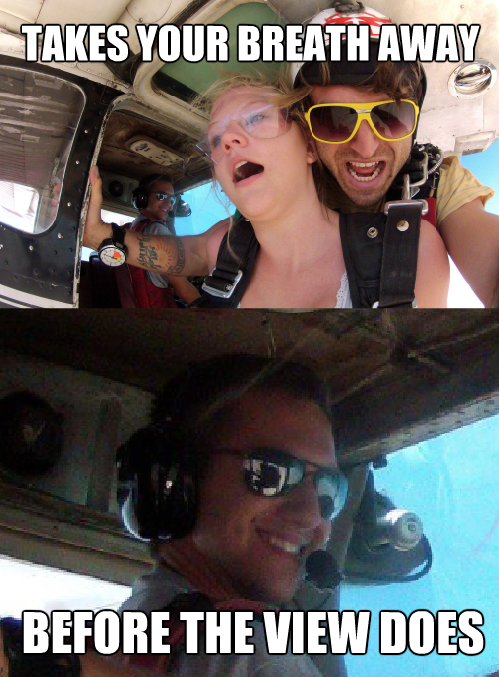 Ridiculously Photogenic Pilot