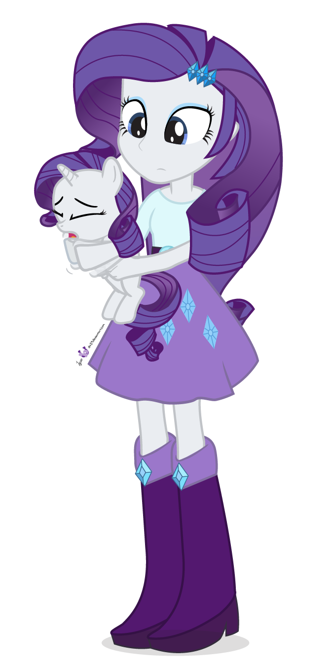 Somepony Doesn't Want to be Held