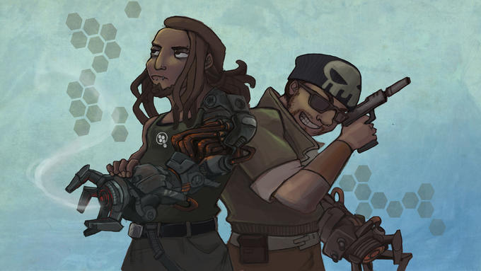 Bionic Commandos