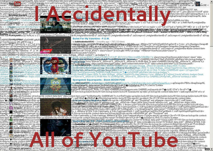Accidentally YouTube