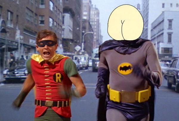 Ben Affleck - Assfleck - Batman