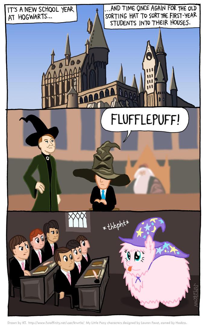 New School Year at Hogwarts