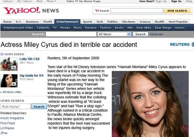 Miley Cyrus Sex Stories