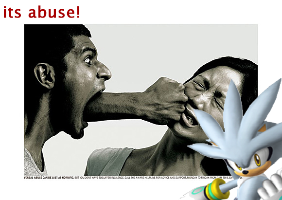 It's abuse!