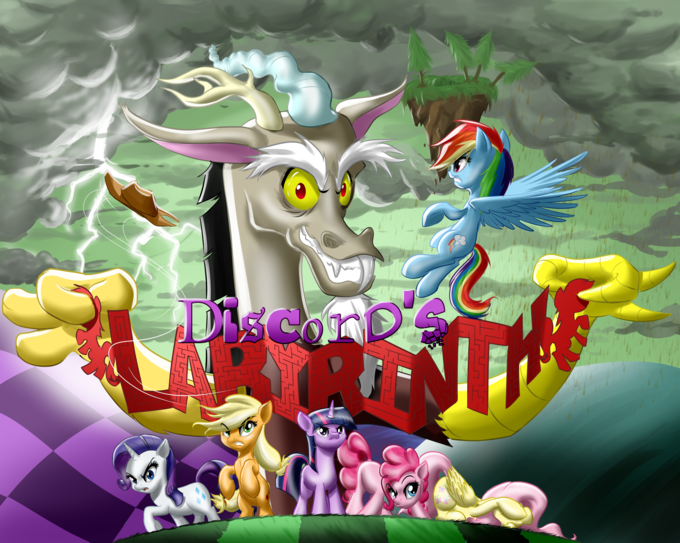 Discord's Labyrinth