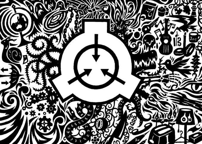 SCP Foundation Logo