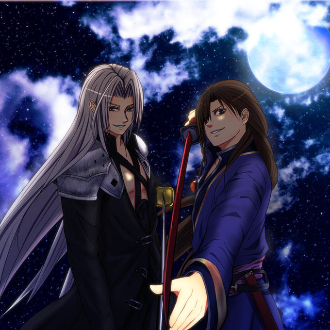 Karel and Sephiroth