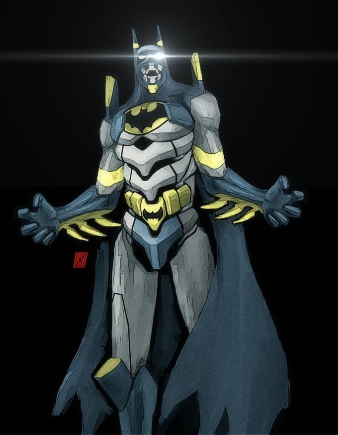 The Goddam Bat-Eva