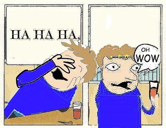 Ha Ha Ha, Oh Wow | Know Your Meme