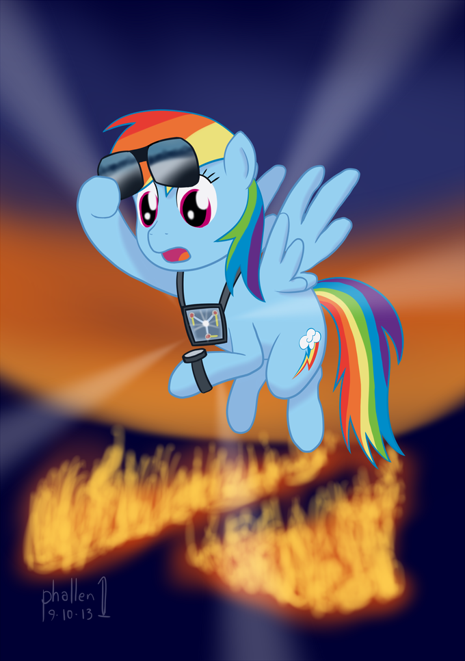 Dash to the Future