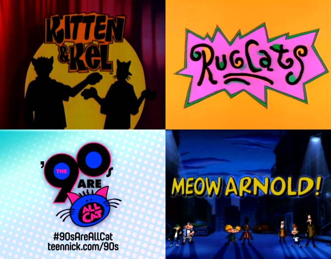 The '90s Are All Cat