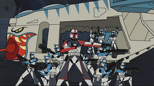 ARC Troopers - Clone Wars