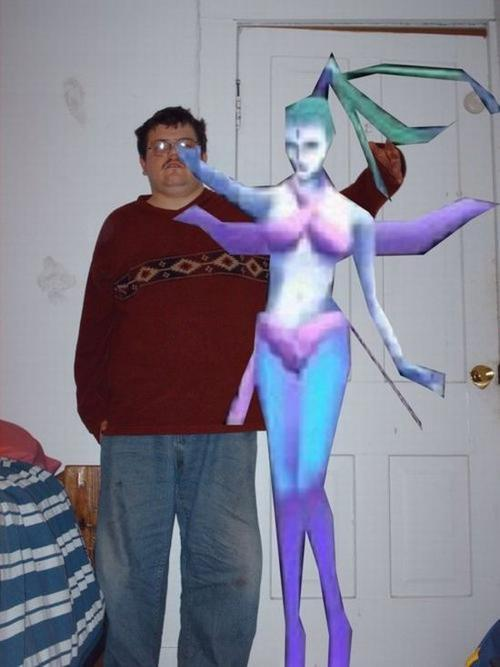 Things to do: Hover hand your photoshopped girlfriend