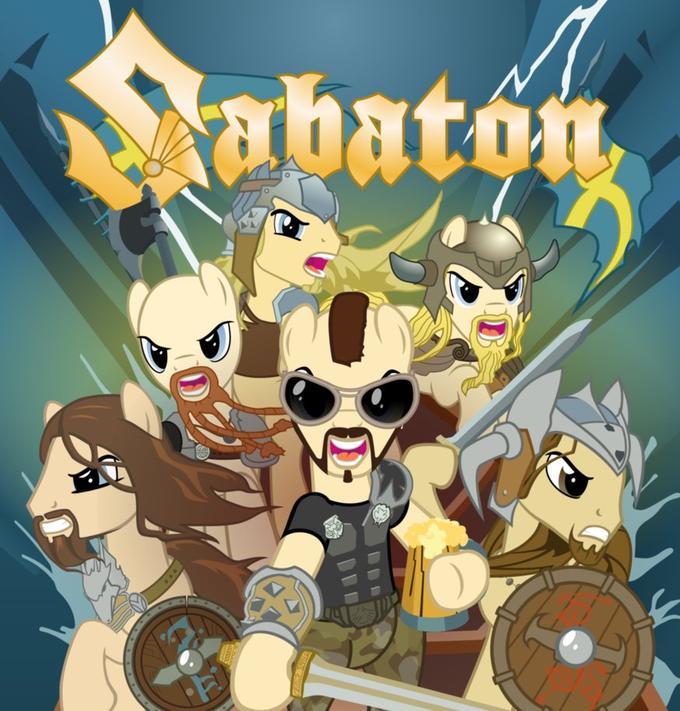 Sabaton Ponified
