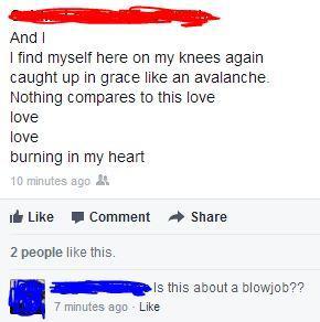 Blowjob?