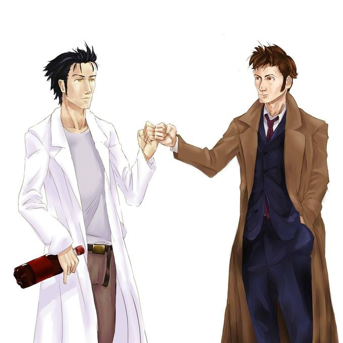 The Doctors of Time