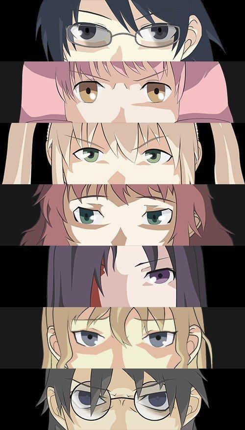 Katawa Shoujo Persona Eye, by KitaeK27