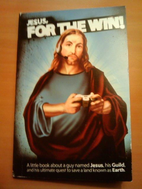 Gaming Jesus
