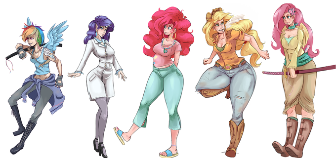 Some character desing…