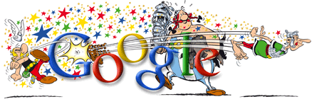 Google Meets Asterix