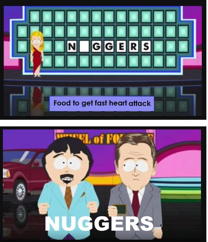 It's Nuggers!