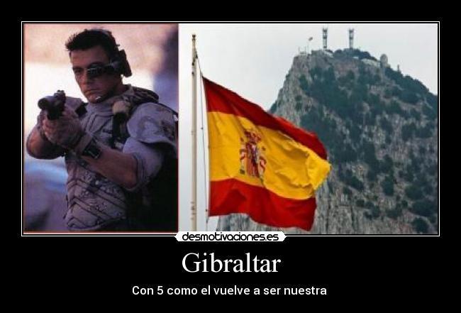Gibraltar universal soldier