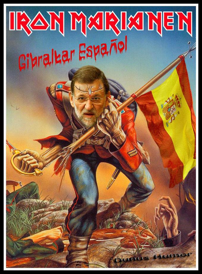 Gibraltar Español, Mariano Rajoy