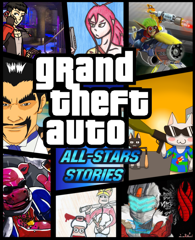 GTA All-Stars Stories