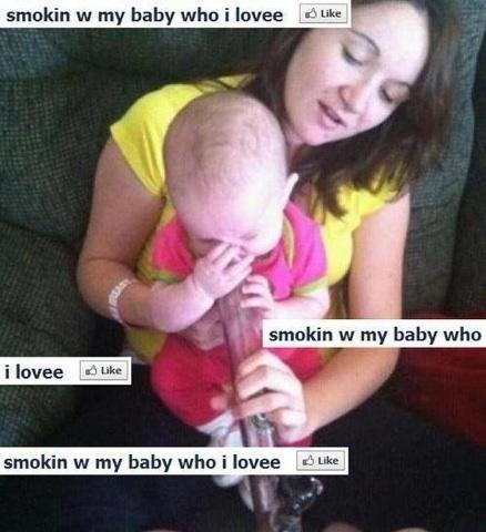Poor kid...