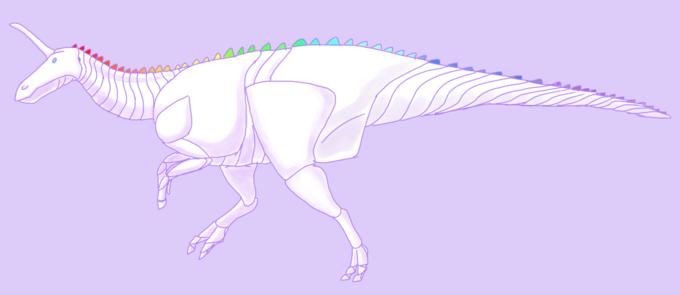 Robot Tsintaosaurus Attack