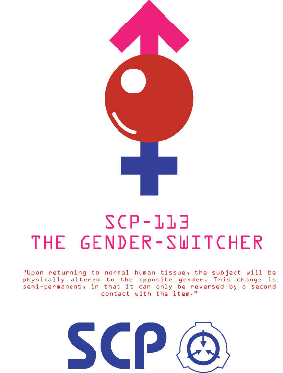 SCP-113 - The Gender-Switcher